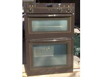 Brown Neff built in double oven Model no U1422