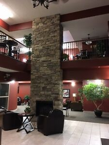 FOR RENT, QUIET, 2 BEDROOM DELUXE CONDO, ST. ALBERT, 35+ ONLY