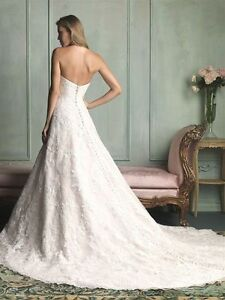 CLASSIC ALLURE BRIDAL GOWN ~ PERFECT