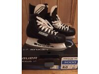 Bauer Nexus 3000 Ice Hockey Ice Skates Size 8.5