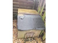 Coal Bunker / Store - Large - Made of Concrete - FREE