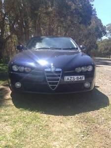 2006 Alfa Romeo 159 JTD 1.9 turbo-diesel Manual Sedan Maclean Clarence Valley Preview