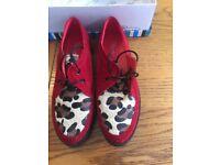 no doubt ponyskin shoes