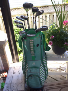 Ladies Adams Golf Clubs- Set