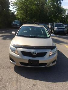 2009 Toyota Corolla CE certified safety include in price