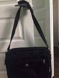 DELL COMPUTER BLACK PORTABLE BAG EXCELLENT CONDITION