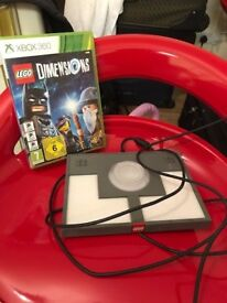 Game and Portal Lego Dimensions - XBox360 in Excellent Condition
