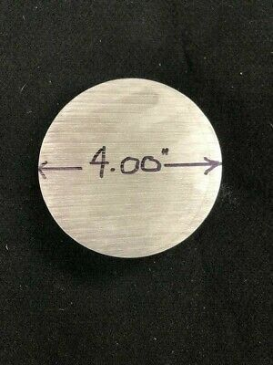 4.00 Round 6061 Aluminum X 2.00 Long Rodbar