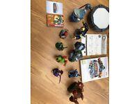 Skylanders Giants Wii game bundle