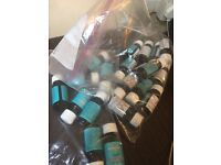 Job lot of approx 22 Moroccan Oil Treatment Oil samples. 10ml each