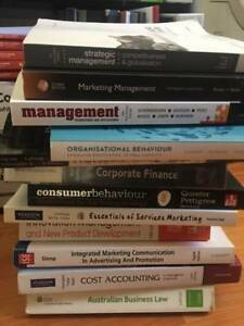 Commerce Textbooks UWA
