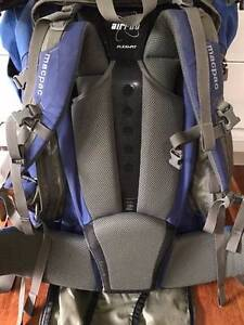 MACPAC GENESIS 70L HIKING BACKPACK SIZE 2 Bonogin Gold Coast South Preview