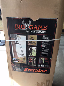 """""""Big Game"""" Tree Stand for sale"""