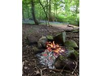 Family Bushcraft Day, Saturday 8th July