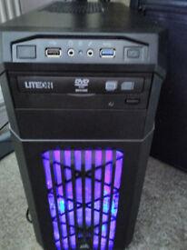 Powerful Gaming Destop PC
