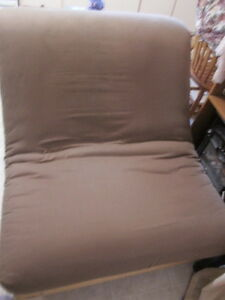 Futon Chair and Bed