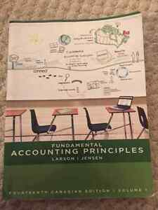 Accounting Principles Larson Jensen