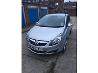 1.4 Vauxhall Corsa, great drive, perfect for first time drivers!