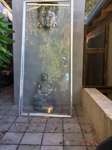 Shower glass door and frame - excellent condition South Perth South Perth Area Preview