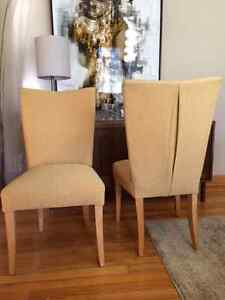 Set of 2 Occasional/Dining Chairs