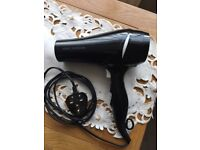 vidal sassoon hair dryer