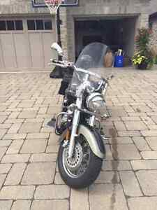 For Sale Yamaha XVS V-Star 1100 in Mint Condition Kitchener / Waterloo Kitchener Area image 2