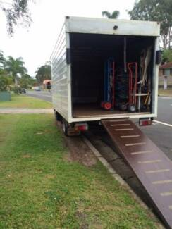 Cheap removals $55 p/hr no minimum charge.