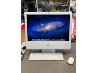 "Apple Imac 24"" Intel Core 2 Duo 2.1 Ghz, 4GB Ram, 500GB HDD, NVidia GeForce 7300GT Graphics £189"