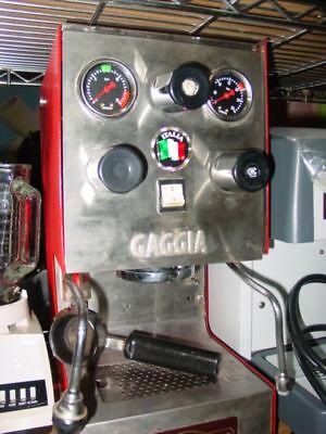 Gaggia One Group Espresso Cappuccino Machine