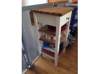 Ikea STENSTORP kitchen trolley, perfect condition