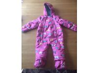 Joules Girls Winter Snow Suit - EXCELLENT CONDITION