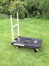 Flatform Hand Truck - Collapsible. Costco (Welcom Products)