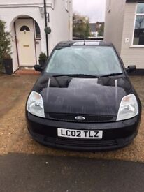 Ford Fiesta (2002 - 51,700 miles) For sale