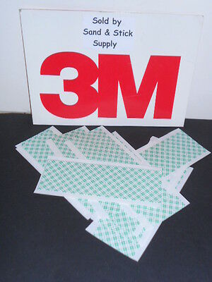 3m 9589 Double Stick White Polyester Film Tape 10 Strips 2 X 6