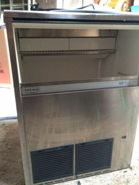 Ice Machines & Ice Flakers - Full Range of Used Machines - Various Sizes and Prices to Budget