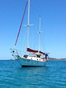 Yacht. 36 ft fibreglass ketch. Airlie Beach Whitsundays Area Preview