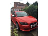 Volvo C30 R-Design 08 plate - FSH - 1 Previous owner from new