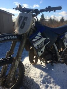 Yz 125 moto cross dirtbike