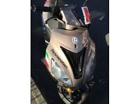 2015 Motobi Imola 125cc
