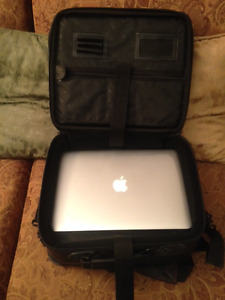 Carrying Case for laptop computer/notebook and printer