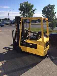 Lift/ charriot élévateur Hyster J35XMT2 Saint-Hyacinthe Québec image 3