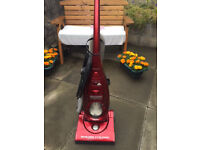 Morphy Richards upright Eco Switch 2000w bagless vacuum cleaner, good for pet hair, gwo, £30