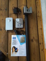 Wilson cell phone signal booster