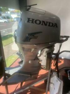 40hp Honda Outboard Motor 4 stroke S1627 Southport Gold Coast City Preview