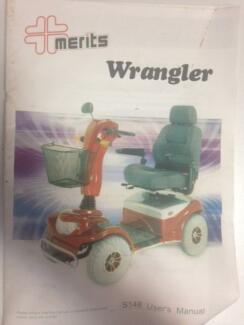 Electric wheelchair / scooter- Extremely good condition Duffy Weston Creek Preview
