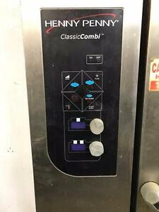 Combi Oven, Gas Henny Penny, full size model MCG20 & Electric combi oven