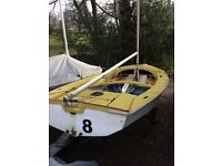 Mark 1Wayfarer Sailing Dinghy