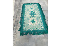 Rug , with lots of detail and colours , Would look great in any room Size 80in x 47in