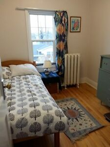 "Updated: ""Sweet Suite"" in Charming central Halifax apartment"