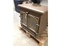 CLEARVIEW 650 MULTIFUEL STOVE